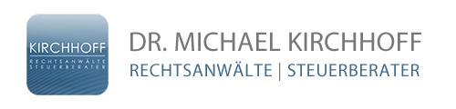 DR. MICHAEL KIRCHHOFF Rechtsanwalt Steuerberater Potsdam und Berlin